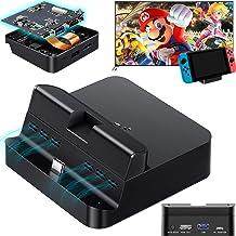 GuliKit Pocket TV Dock for Nintendo Switch, PD Protocol Avoids Brick, Hyper Trans for 1080P/2K/4K Projection, Magnet Trans...