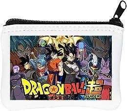 Dragon Ball Super Portefeuille à Glissière Porte-M