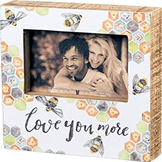 Primitives by Kathy Love You More Box Frame