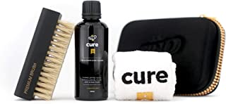 CREP PROTECT (クレップ プロテクト) シューケア クリーニングキット 3点 BOX入り SHOE CURE CLEANING SOLUTION KIT 6065-29010