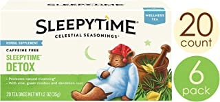 Best celestial seasonings natural detox tea Reviews