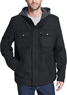 wool mens coats jackets