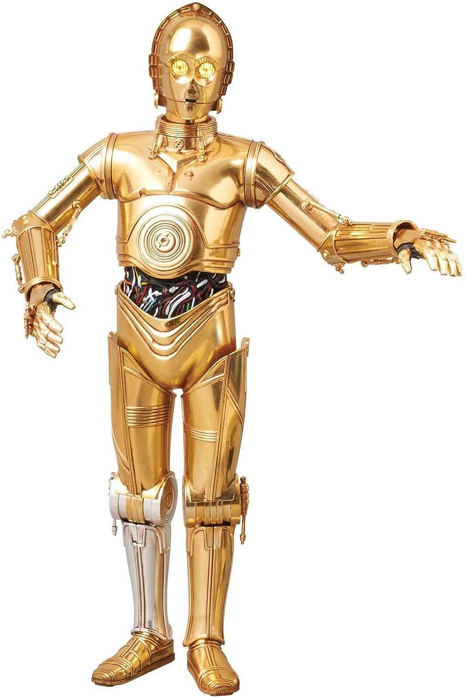 Real Real Real Action Heroes No 580 Star Wars C3PO Talking Ver