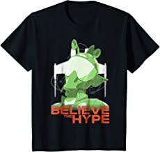 Kids Star Wars Resistance Believe The Hype Graphic T-Shirt