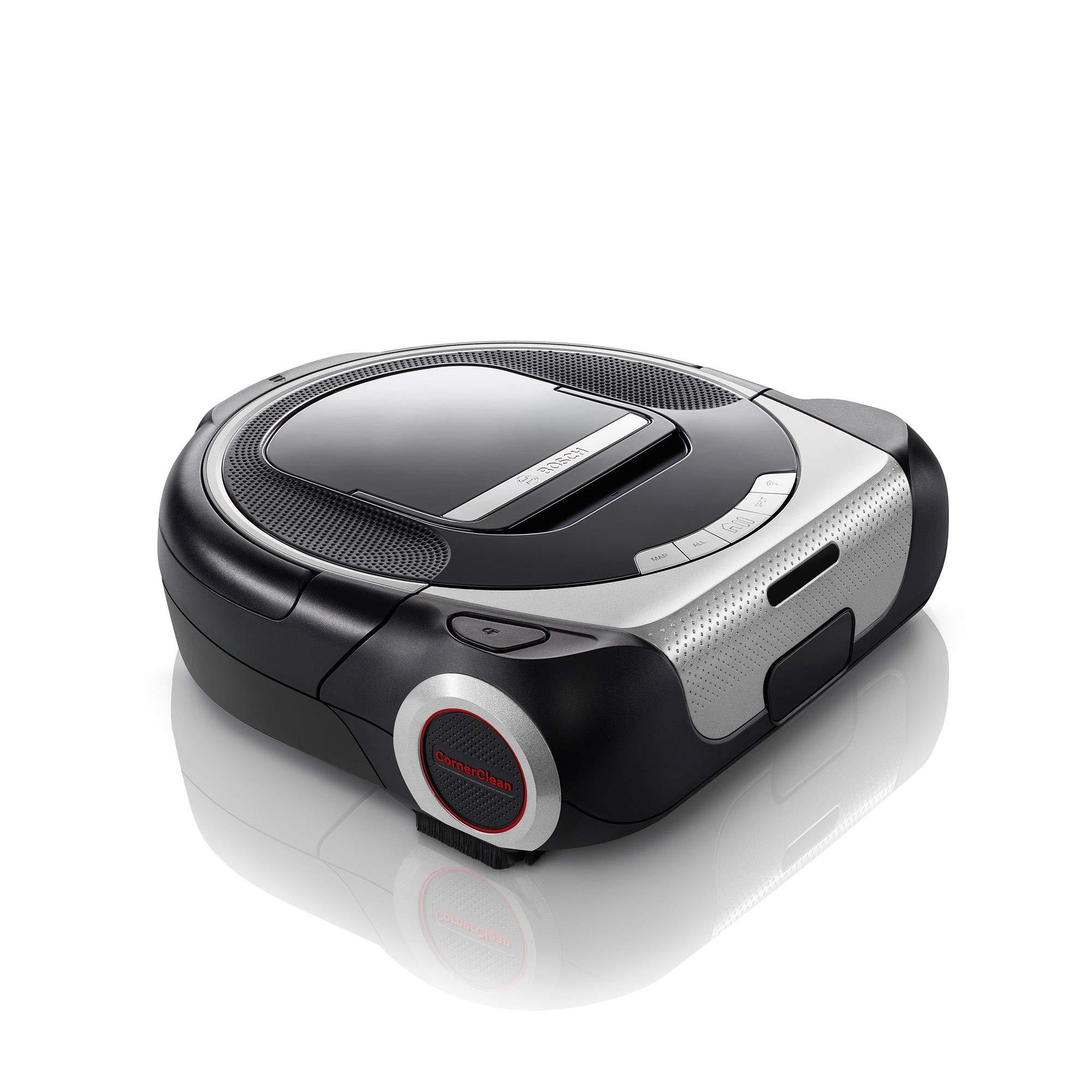 Bosch Roxxter Serie 6 BCR1ACDE - Robot Aspirador, Color Plateado y Negro: Amazon.es: Hogar