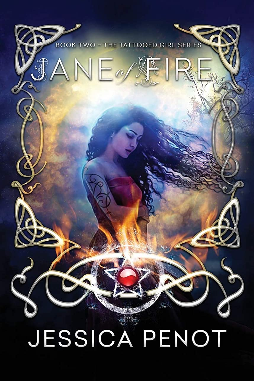 のために締め切り月面Jane of Fire: Book 2:  The Tattooed Girl Series
