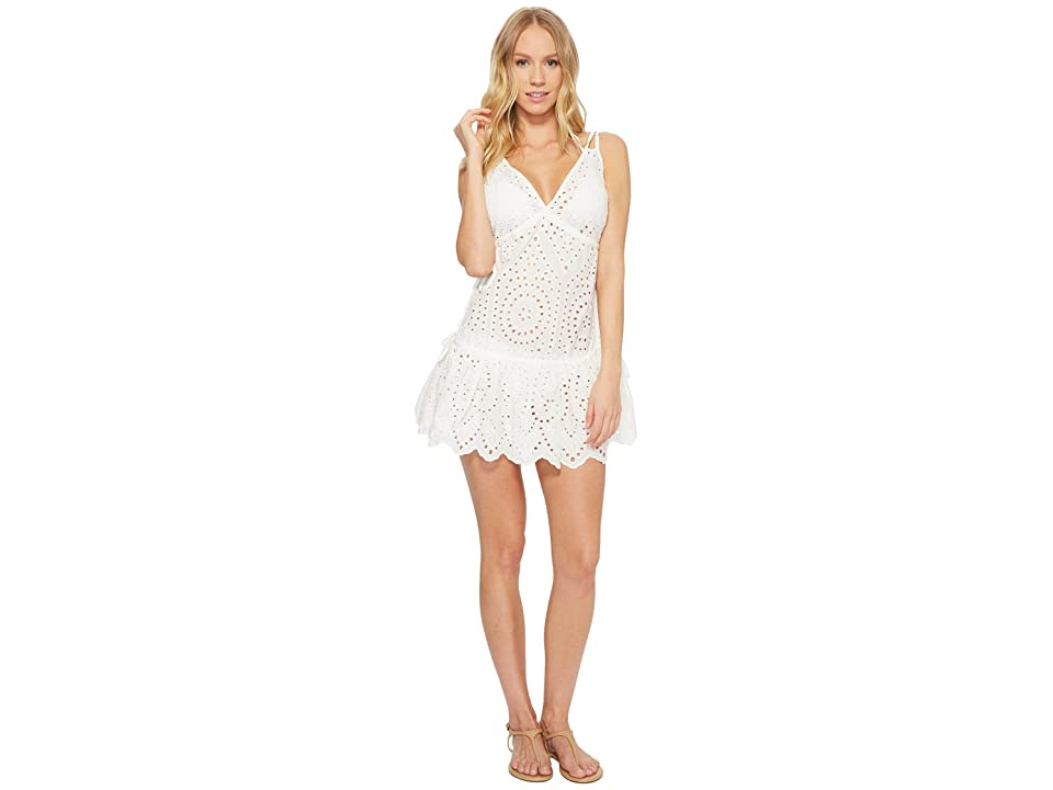Maaji Dreamy Wonderland Short Dress (White) Women