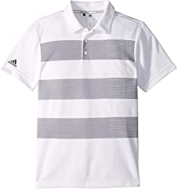 Three Stripe Polo (Little Kids/Big Kids)