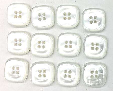 shank buttons White /& Blue Cat Buttons 2b2245 Baby Buttons 14mm Buttons