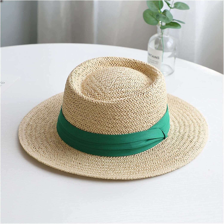 CHENGCHAO Sun hat New Summer Hat Men Women for Fashionable Luxury Hats Panama Straw