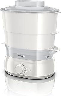 Philips HD9103/00 Cuit-Vapeur avec 2 Pièces Pan 900 W