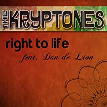 Right to Life (feat. Dan De Lion)