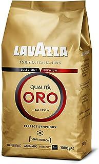 Lavazza Café en Grano Espresso Qualità Oro, 100% Arábica