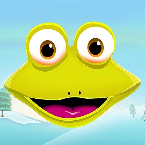 Super Froggy Ski : The Snow Forest Fun Escape Race - Pro