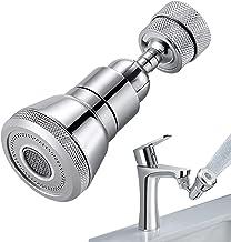 Kraan Beluchter, 720 Graden Draaibare Waterkraan Sproeikop, Anti-Splash Waterkraan Filter Faucet, Perlatoren voor Kranen(2...