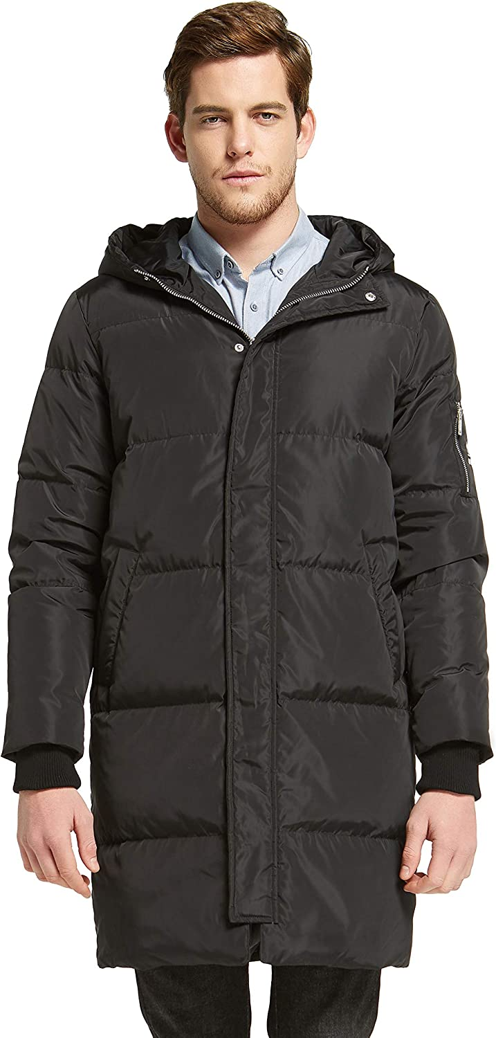 Orolay Men's Thickened Down Jacket Winter Coat Jacksonville Mall Warm Spring new work