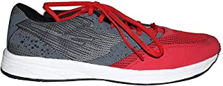 SEGA Men's Red and Grey Marathon Shoes - 7