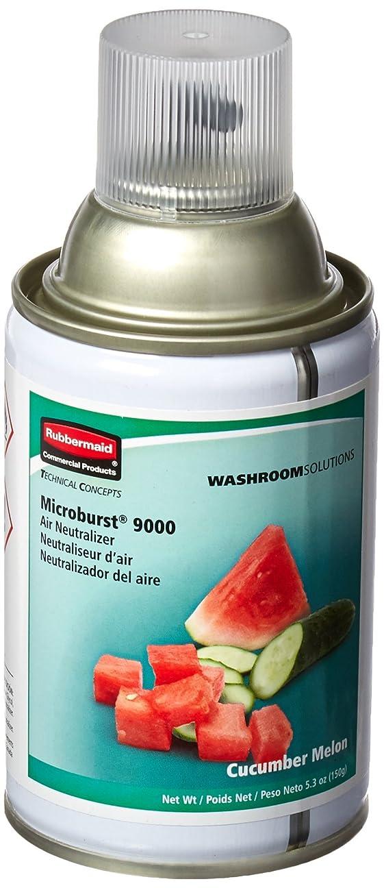 ログブリークパンRubbermaid Commercial Microburst 9000 Refill with Cucumber Melon (FG750366) by Rubbermaid Commercial Products