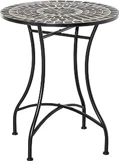Amazon It Metallo Tavoli E Tavolini Arredamento Da Giardino E Accessori Giardino E Giardinaggio