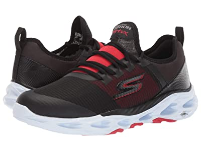 SKECHERS Go Run Vortex (Black/Red) Men