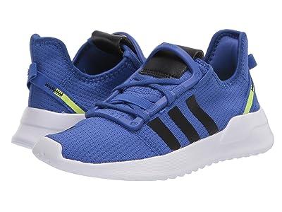 adidas Originals Kids U_Path Run (Little Kid) (Active Blue/Black/Hi-Res Yellow) Boy