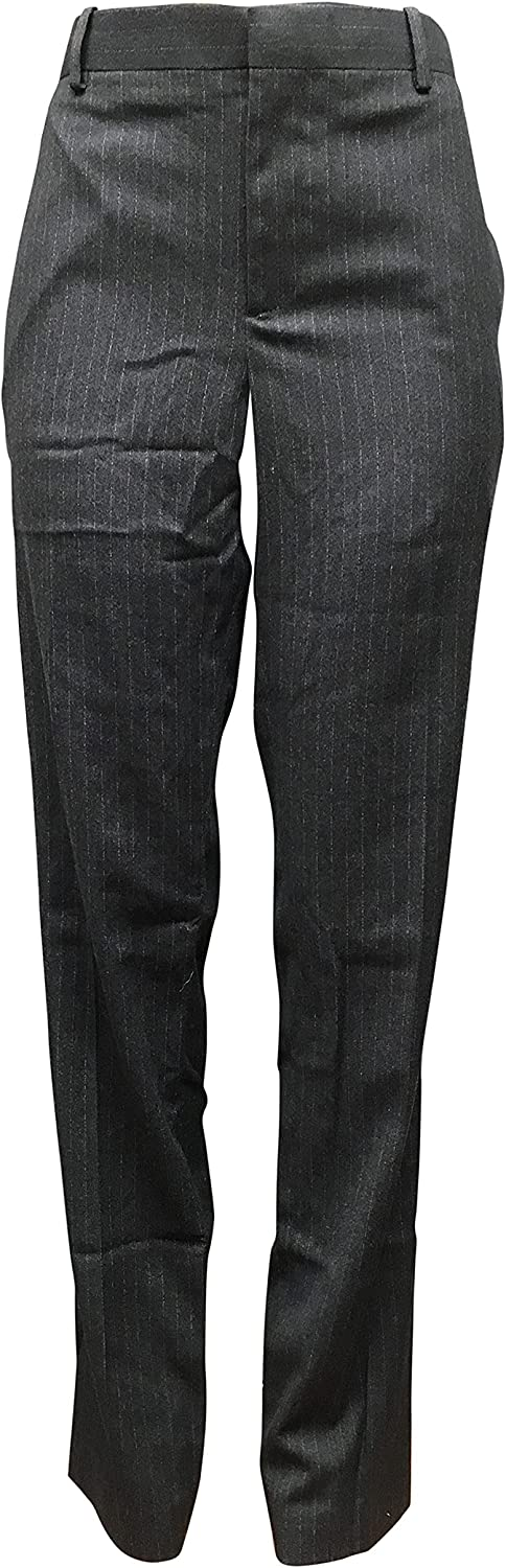 Perry Ellis Men's Tall Size Slim Fit Total Stretch Heather Stripe Pant