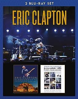 Slowhand At 70: Live At The Royal Albert Hall + Planes Trains And Eric [Blu-ray]