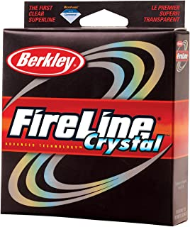 Berkley Fireline Fused Crystal Superline 125 Yd Spool
