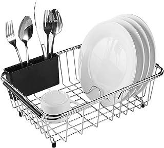 Dish Drainer Silver TESO-XLZ002US