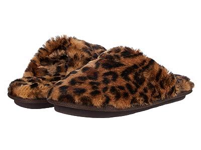 Cobian Minou Mule (Leopard) Women