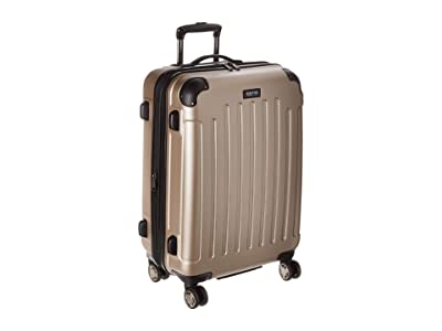 Kenneth Cole Reaction Renegade 24 Expandable 8-Wheel Upright (Champagne) Luggage