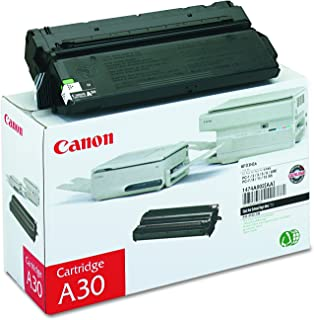 Canon Genuine Toner, Cartridge A30 Black (1474A002), 1 Pack, for Canon Personal Copier PC 1, 2(L)(LX), 3(II), 5(II)(L)(LII), 6(RE), 7, 8, 11(RE), 12, 65