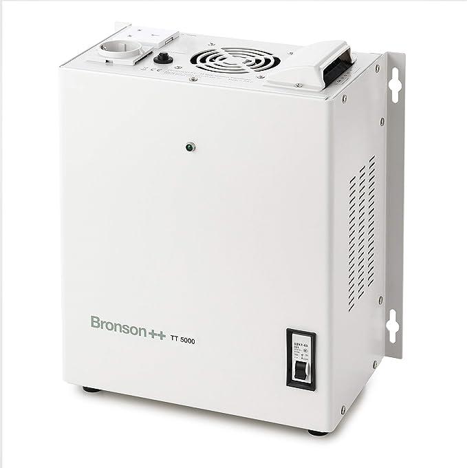 24 opinioni per Bronson++ TT 5000 Trasformatore di Isolamento 5000W 230V
