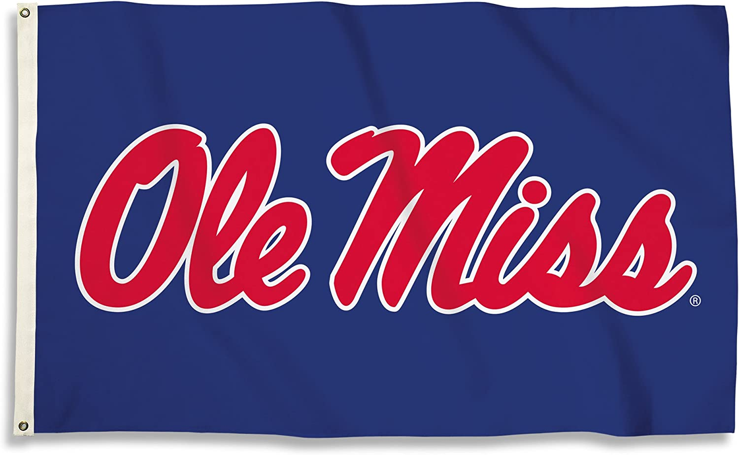 BSI NCAA 3 X 5 Foot Flag with Grommets Fan Shop Auto Accessories ...