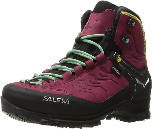 Salewa WS Rapace GTX, Chaussures de Trekking et randonnée Femme