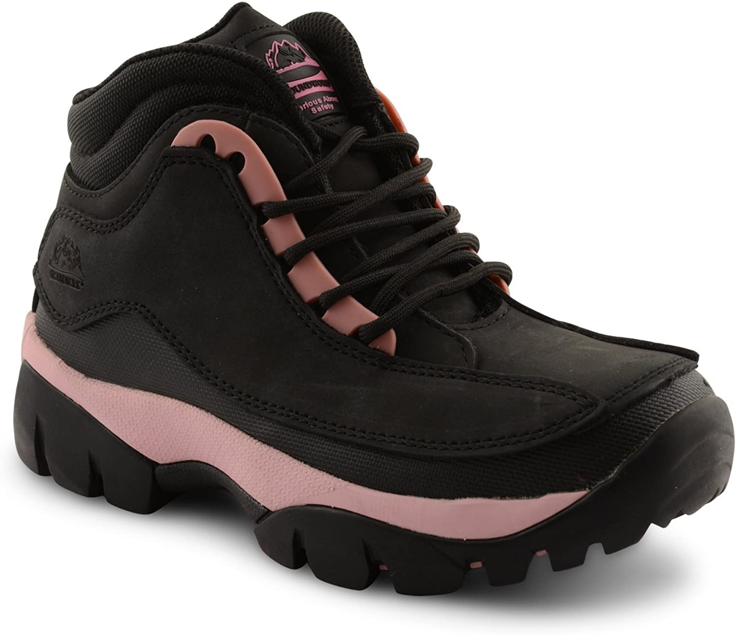 LADIES LIGHT-WEIGHT STEEL TOE CAP TRAINERS SAFETY WOMENS LACE UP WORK SHOE BOOTS