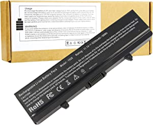 Fancy Buying Battery for Dell Inspiron 1526 1525 1545 1440 1750 Laptop/Notebook Battery Replace for GP952, GW252, RU 586