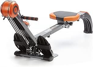 skandika Regatta Multi Gym Poseidon - máquina de Remo - Unisex - 130 x 45 x 95 cm - Plegable