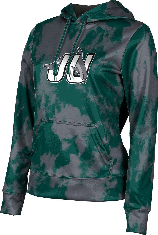 ProSphere Jacksonville University Girls' Pullover Hoodie, School Spirit Sweatshirt (Grunge)