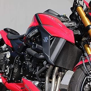 Shogun Suzuki GSX-S750 GSXS750 GSXS-750Z 2018-2019 NO CUT Black Frame Sliders - 750-5619 - MADE IN THE USA