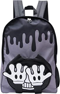 Bendy and the Ink Machine Backpack - Black Bendy Knapsack (Bendy Hands)