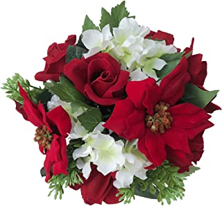 Best poinsettia bridal bouquet Reviews