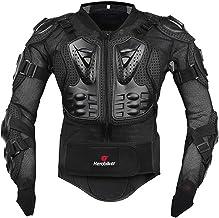 Fastar Chaqueta de Moto,Chaqueta Protectora - Profesional de Motocicleta Protección del Cuerpo Motocross Racing Armadura de Cuerpo Entero Spine Chest