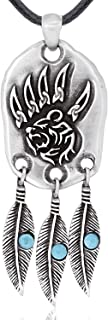 Best native american bear claw necklace Reviews