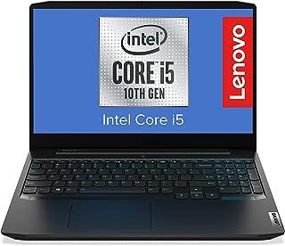 "Lenovo Ideapad Gaming 3, Intel Core i5-10300H, 15.6"" FHD, 16 GB RAM, 1TB HDD + 128GB SSD, Nvidia GTX1650 4GB, Eng-Arb, Win..."