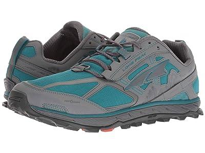Altra Footwear Lone Peak 4 (Green) Men