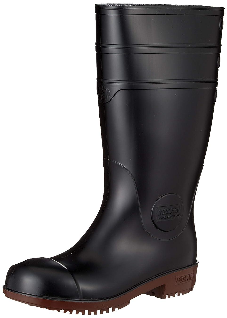 [ミドリ安全] 安全長靴 先芯入り 耐滑 耐油 耐薬 ハイグリップ NHG1000 スーパー