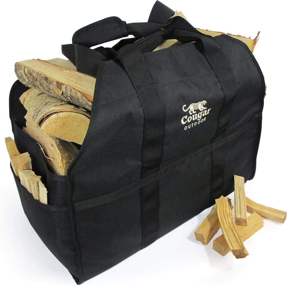 Cougar Outdoor - The Ultimate Log Carrier 2 Heavy Cheap bargain 40% OFF Cheap Sale Handles Dut