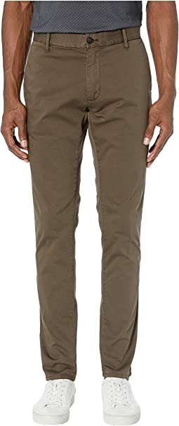 Cotton Stretch Five-Pocket Pants