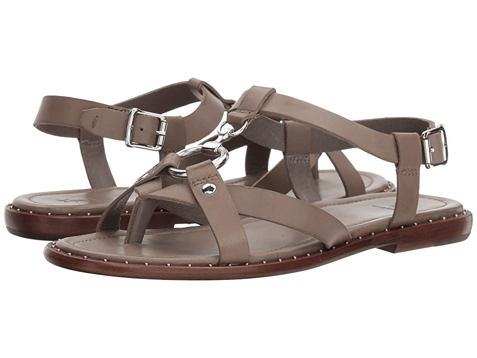 Frye Blair Harness Sandal (Grey) Women